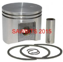 HUSQVARNA 385 385XP PISTON ASSEMBLY (54MM) NEW  537 16 98 71
